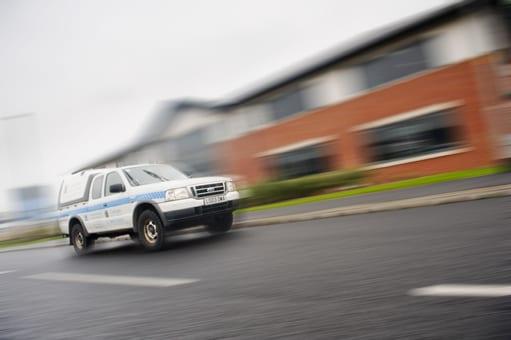 Castlegate Security Patrol Car