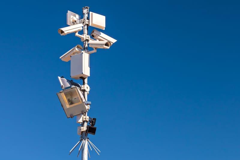 CCTV & Motion Sensors